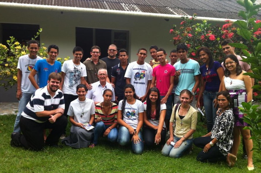 Juventude Missionária investe na formação de coordenadores e assessores