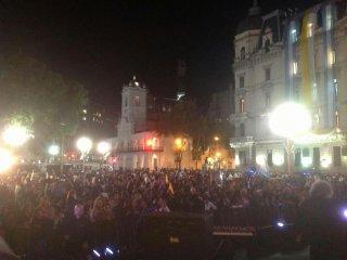 Por telefone, Papa envia bênção aos jovens argentinos
