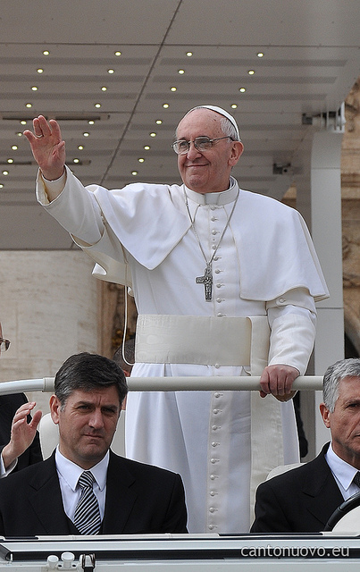 Primeira Catequese de Papa Francisco é dedicada à Semana Santa