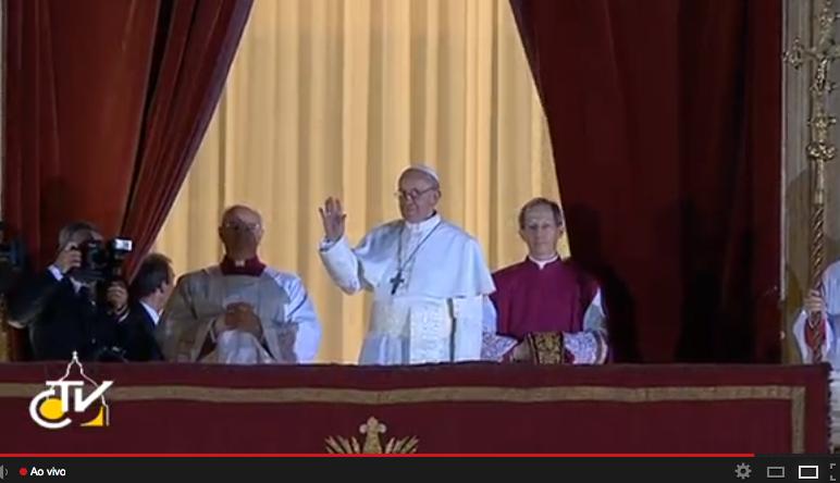 Papa Francisco: cardeal argentino Jorge Mário Bergoglio é eleito