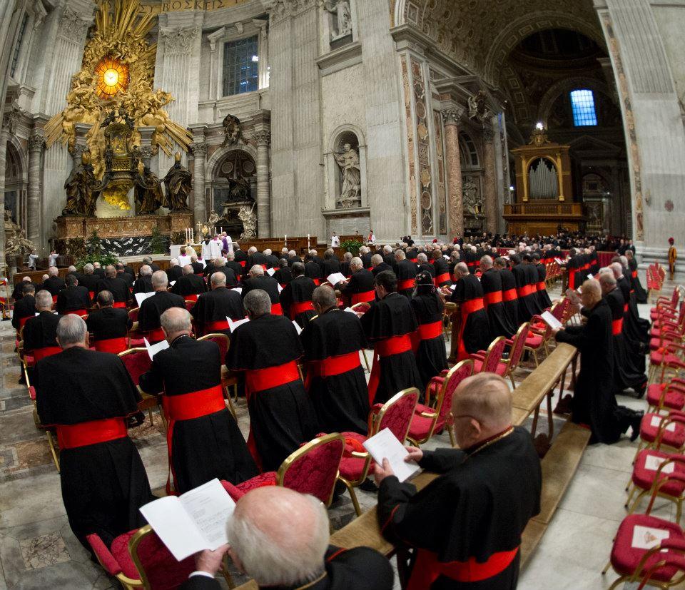 Nenhuma pressa para o conclave, mas preparação adequada