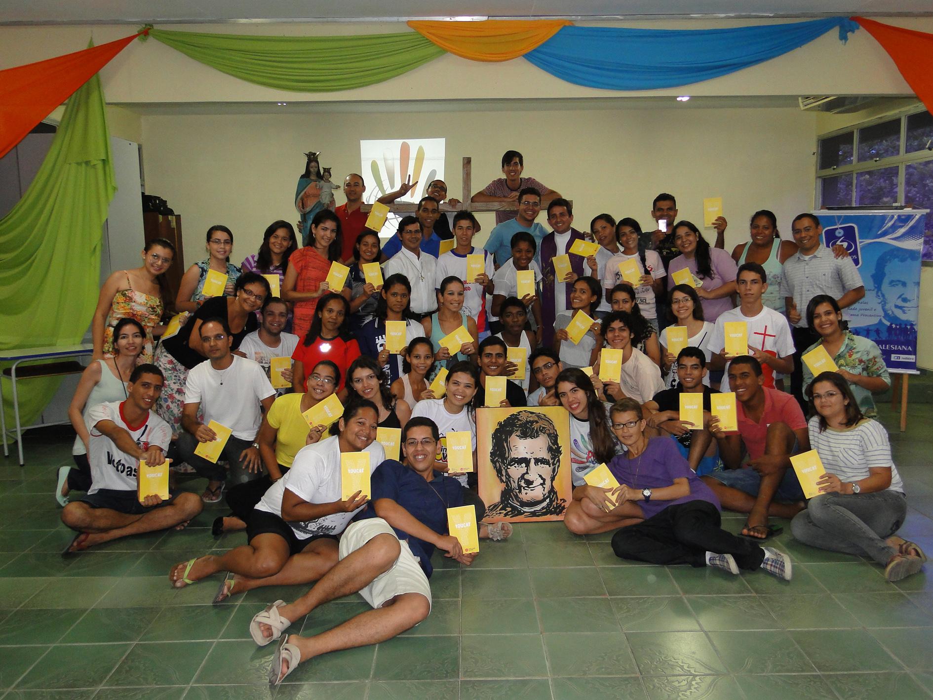 Juventude Salesiana do Nordeste se organiza para a JMJ