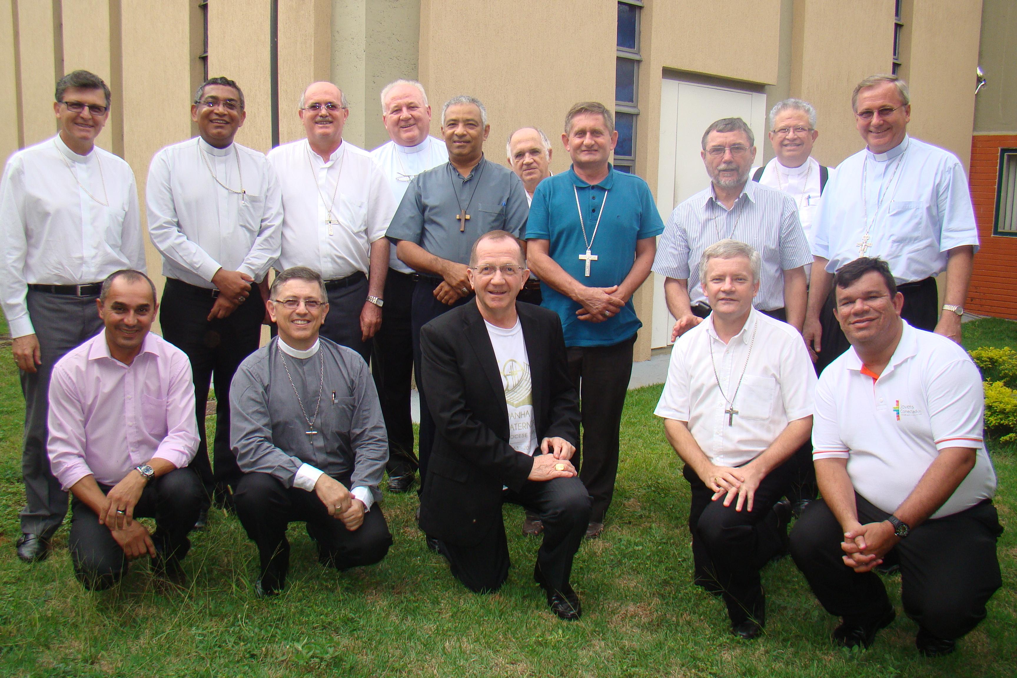 Bispos aguardam com expectativa Papa Francisco no Brasil