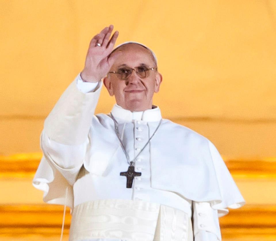 Saudação da CNBB ao Papa Francisco