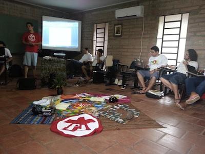 Coordenação Nacional da PJ se reúne em São Leopoldo (RS)