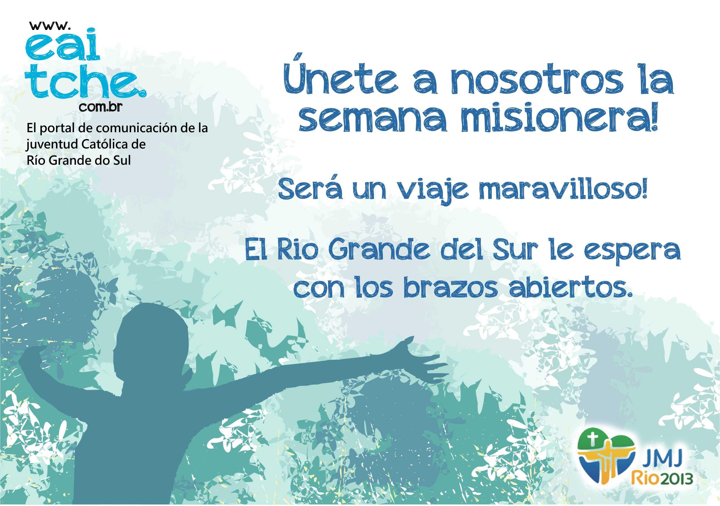 Rio Grande do Sul lança divulgação da Semana Missionária em cinco idiomas
