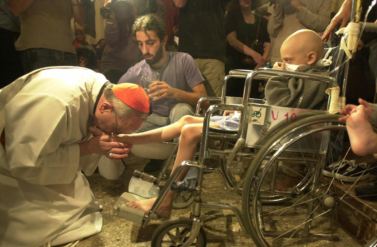 Humildade marca a vida do Papa Francisco