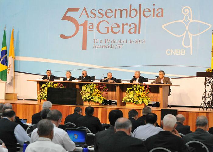 Bispos falam sobre JMJ em Aparecida nesta quarta-feira