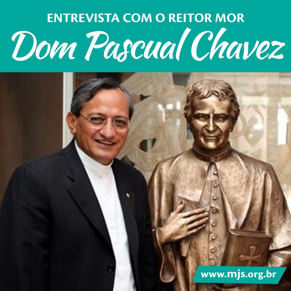 Reitor-mor dos Salesianos de Dom Bosco fala sobre sua vinda ao Brasil para JMJ