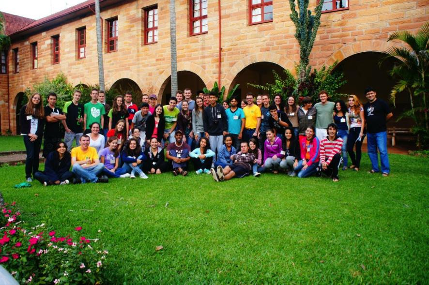 Jornada de Formação Franciscana, em Imigrante (RS)