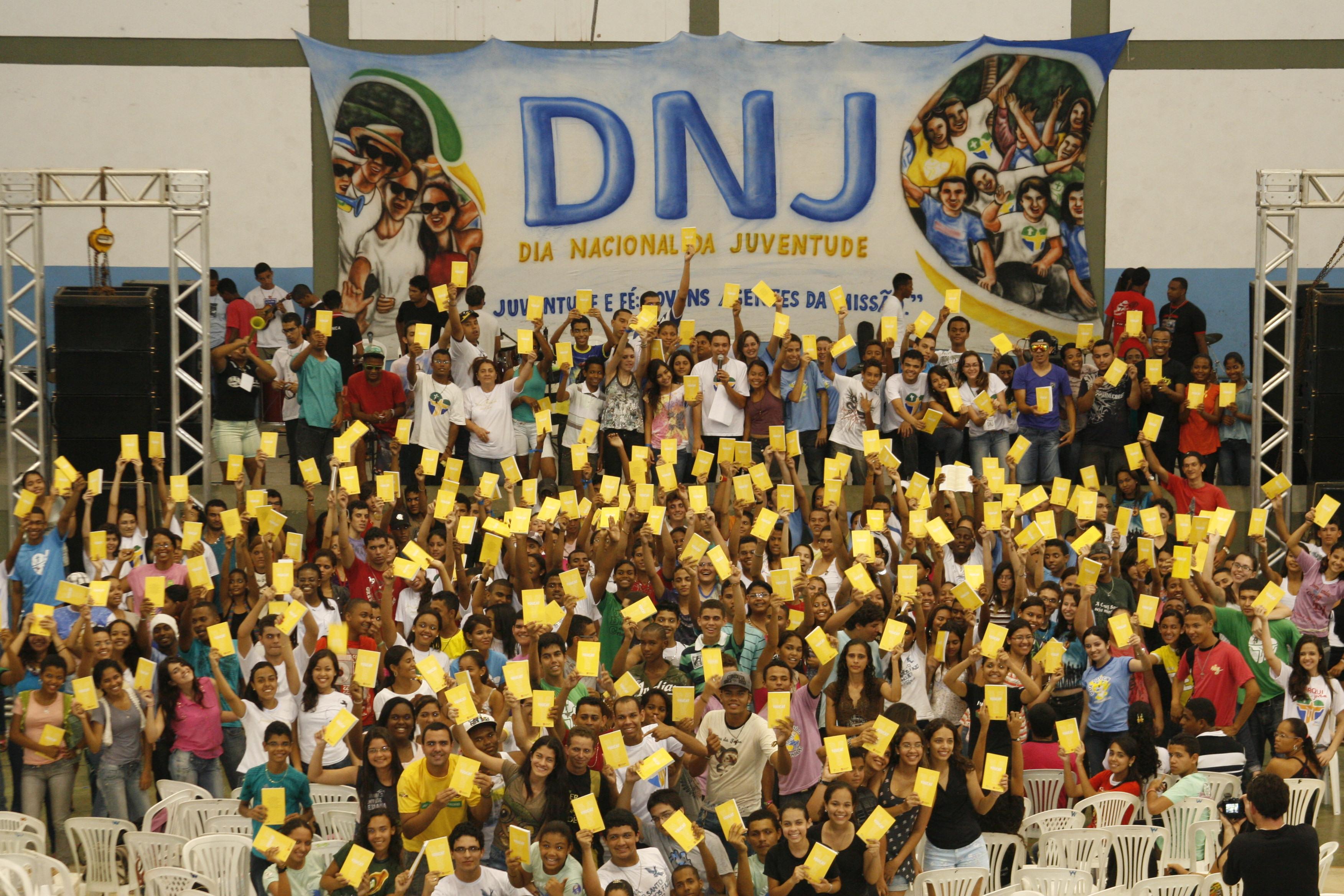 YouCat chegará a mais de 10 mil jovens sergipanos