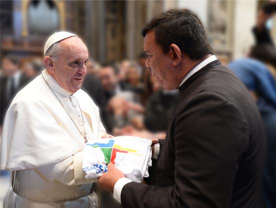 Cidade da Fé receberá o Papa para encontro com voluntários da JMJ