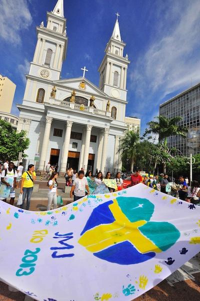 Contagem regressiva para jovens da Diocese de Campos (RJ) para a JMJ