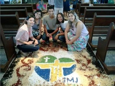 Jovens da Arquidiocese de Natal esperam com ansiedade pela JMJ Rio 2013