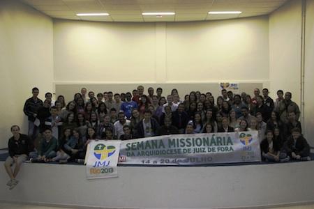 Arquidiocese de Juiz de Fora (MG) realizou o 1º treinamento para voluntários da SMJF.