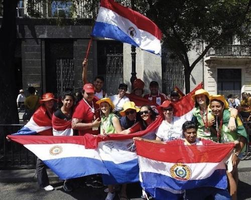 Jovens paraguaios se preparam para a JMJ Rio 2013