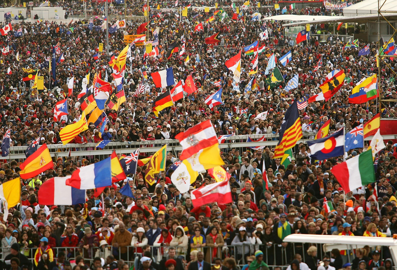 Continua a crescer o número de católicos no mundo