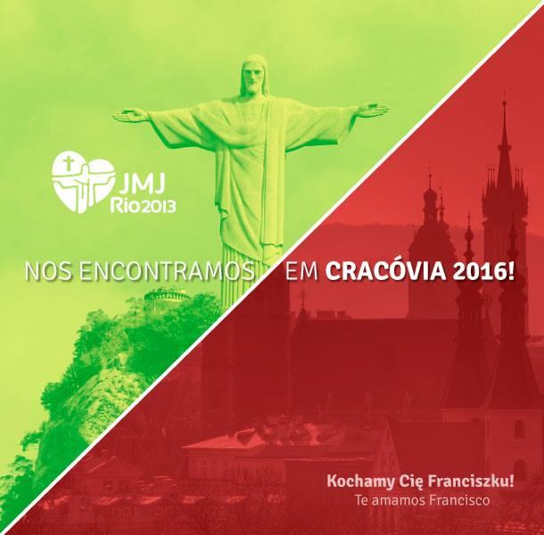 Em 2016, Cracóvia será sede da próxima JMJ