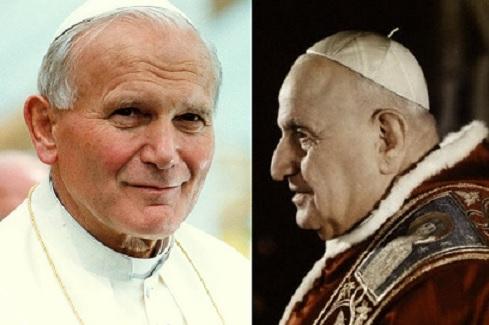 Ainda neste ano os papas João XXIII e João Paulo II devem entrar na lista dos santos