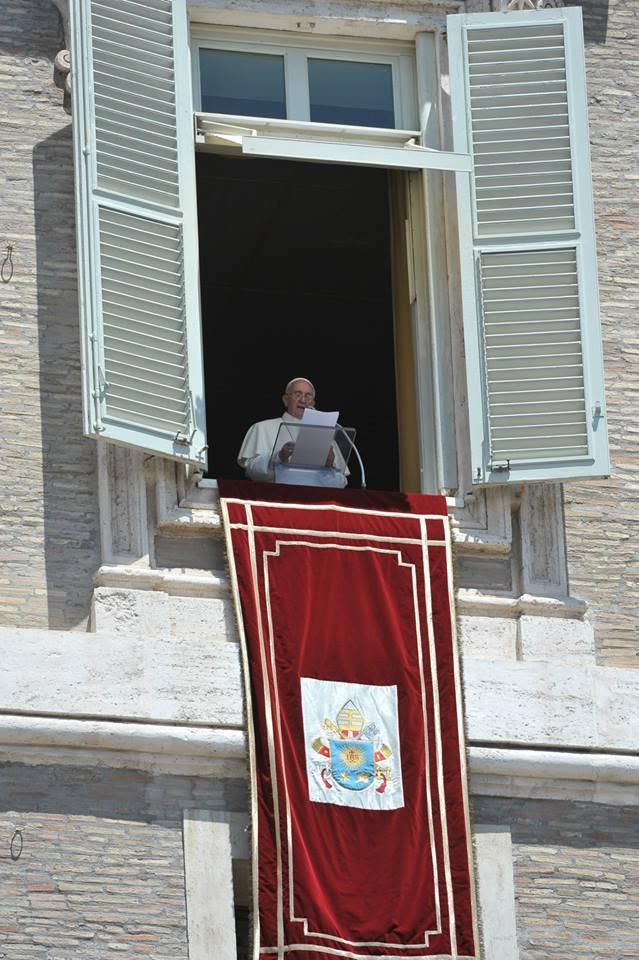 Jornada é intenção de oração do Papa para julho