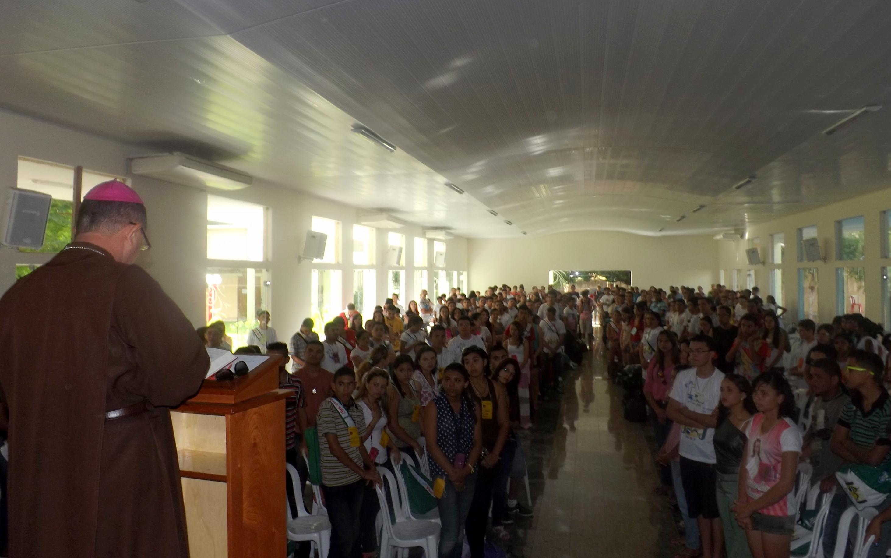 Diocese de Iguatu-CE encerra preparação de jovens para JMJ