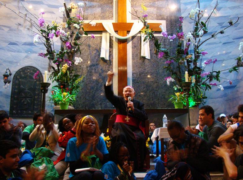 """Dom Rafael Cifuentes: """"Não tenham medo de evangelizar!"""""""