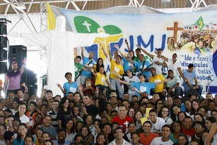 Juventude sergipana esta de malas prontas para o encontro na JMJ Rio2013