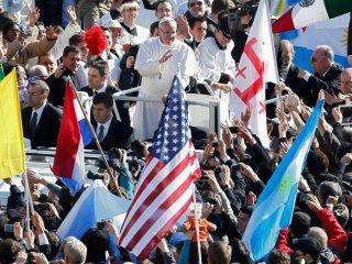 Encontro do Papa com jovens argentinos será na Catedral