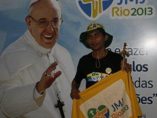 Fé motiva cearense a peregrinar a pé para a JMJ Rio2013
