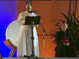 Íntegra do discurso do Papa em Copacabana