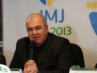 """""""Oração e trabalho"""": artigo de Dom Orani sobre o dia de oração pela JMJ"""