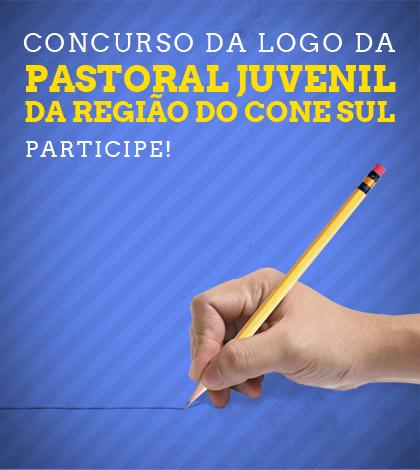 Pastoral Juvenil do Cone Sul lança concurso de logo