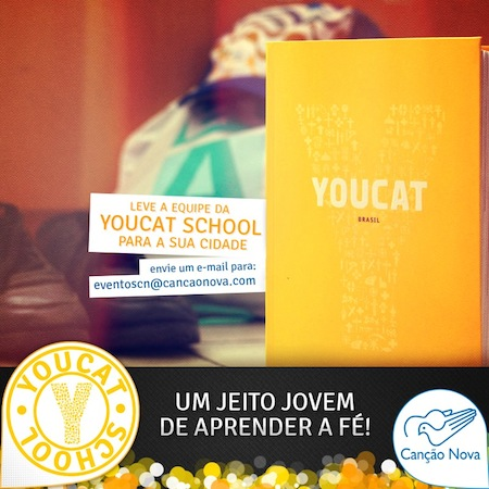 YouCat School leva catecismo aos jovens