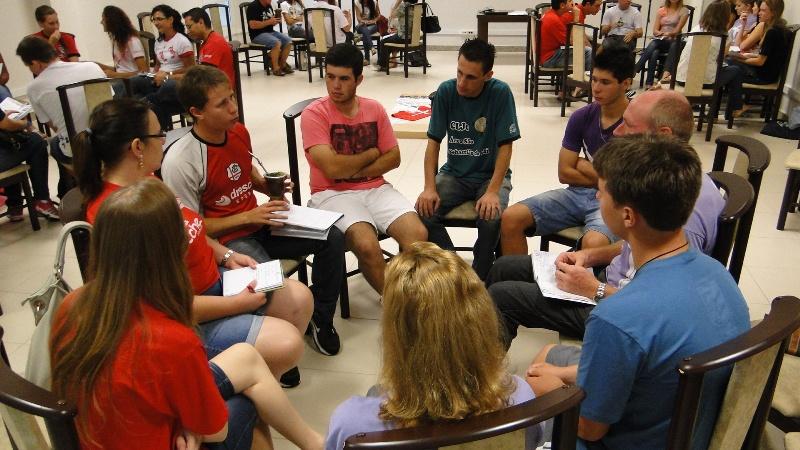 Setor Juventude de Montenegro (RS) em busca de novos rumos