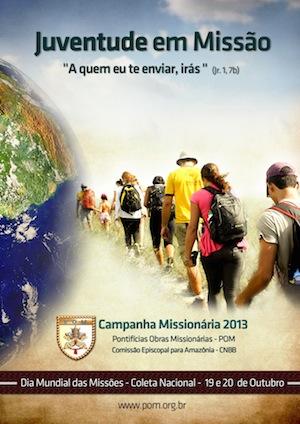 Coletiva de Imprensa sobre a Campanha Missionária 2013