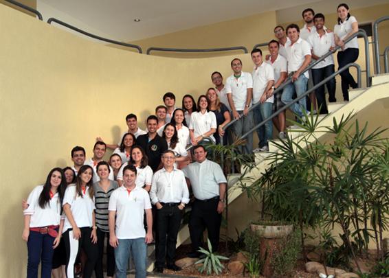 Com novos membros, Equipe de Comunicação da Comissão para a Juventude planeja trabalhos para o próximo ano