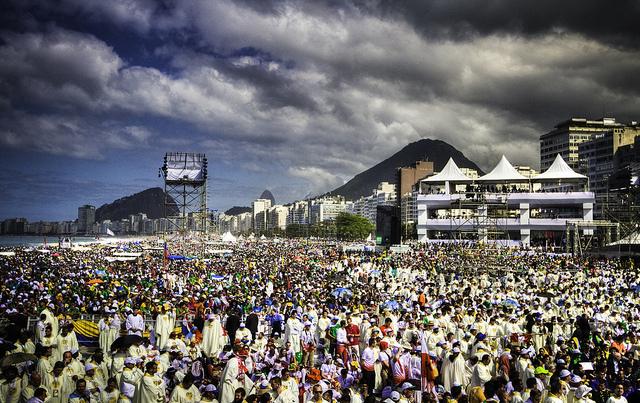JMJ Rio2013 lança campanha de arrecadação de doações