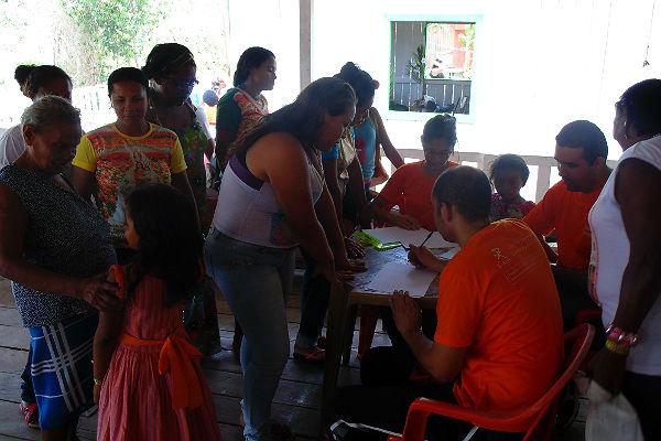 Jovens em missão: a experiência de evangelização de analfabetos em ilhas do Pará