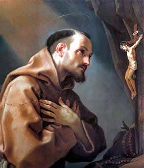Francisco de Assis e do mundo inteiro