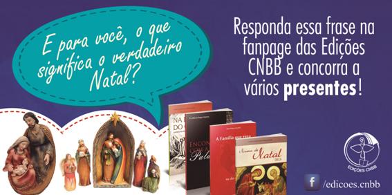 Edições CNBB lançam Concurso Cultural