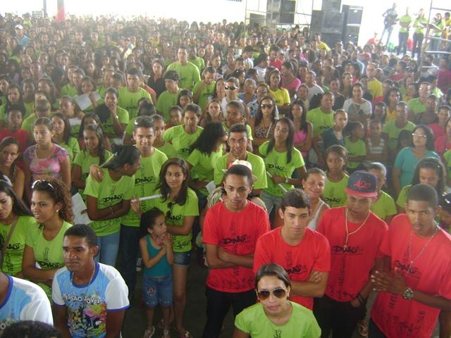 Diocese de Amargosa celebra o DNJ