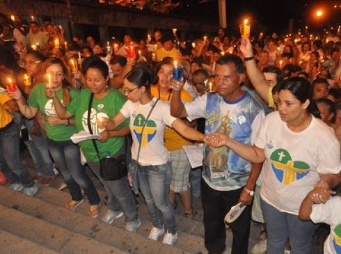 Festa da Unidade no Rio encerra o Ano da Fé e recorda 4 meses da JMJ