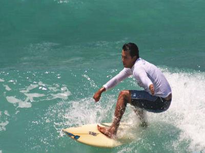 """Guido Schaffer: o surfista e """"São Francisco carioca"""" que pode se tornar beato"""