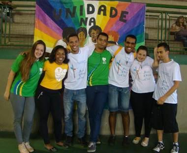 Dia Nacional da Juventude: evento reúne centenas de jovens em BH