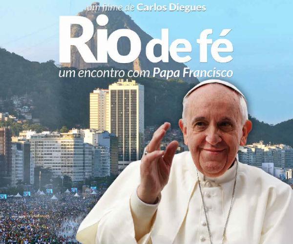 """""""Rio de Fé"""": documentário sobre JMJ vai trazer diferentes olhares sobre a cultura do encontro"""