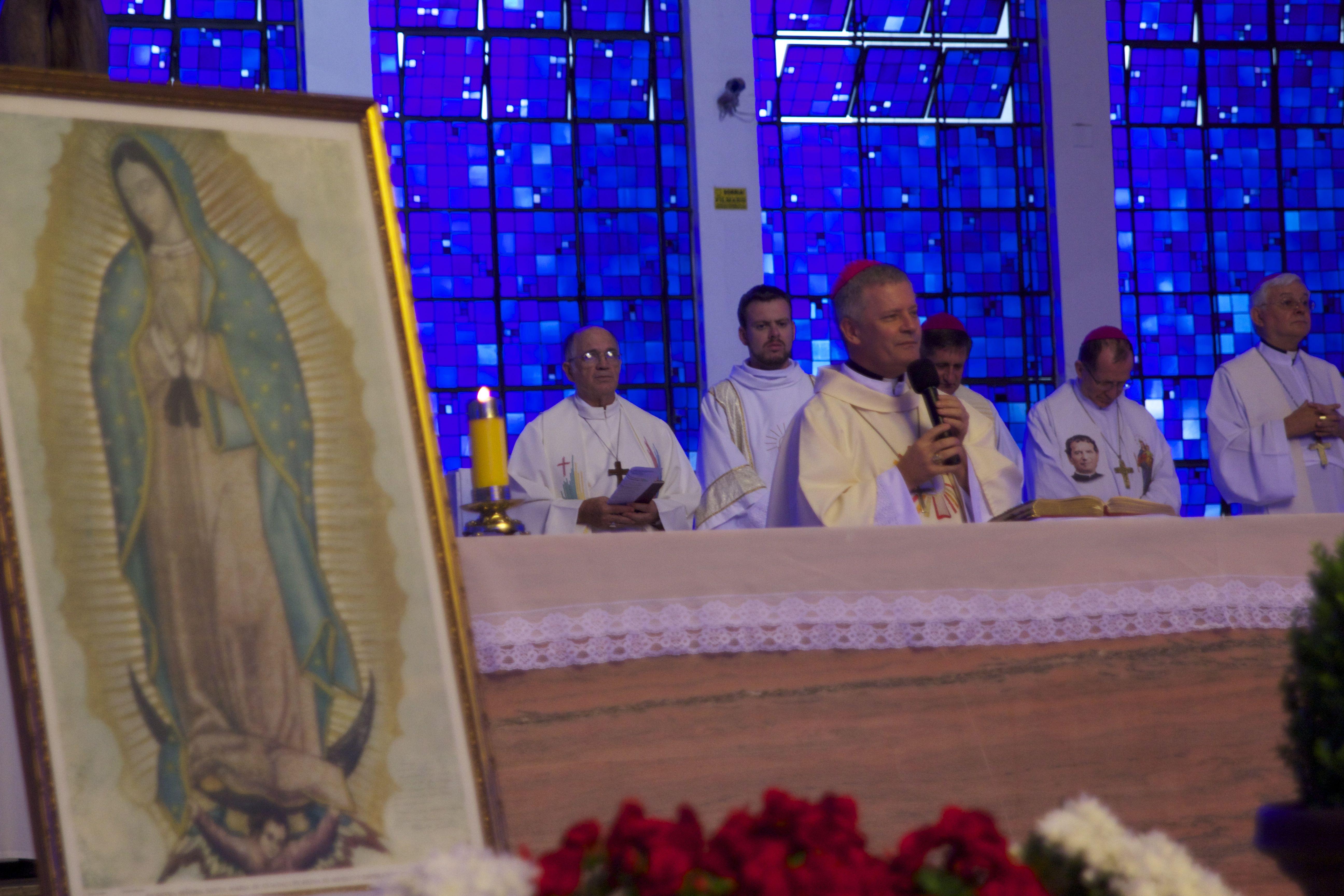 Que o jovem leve Cristo a outros a exemplo da Virgem Maria, ressalta Dom Villar
