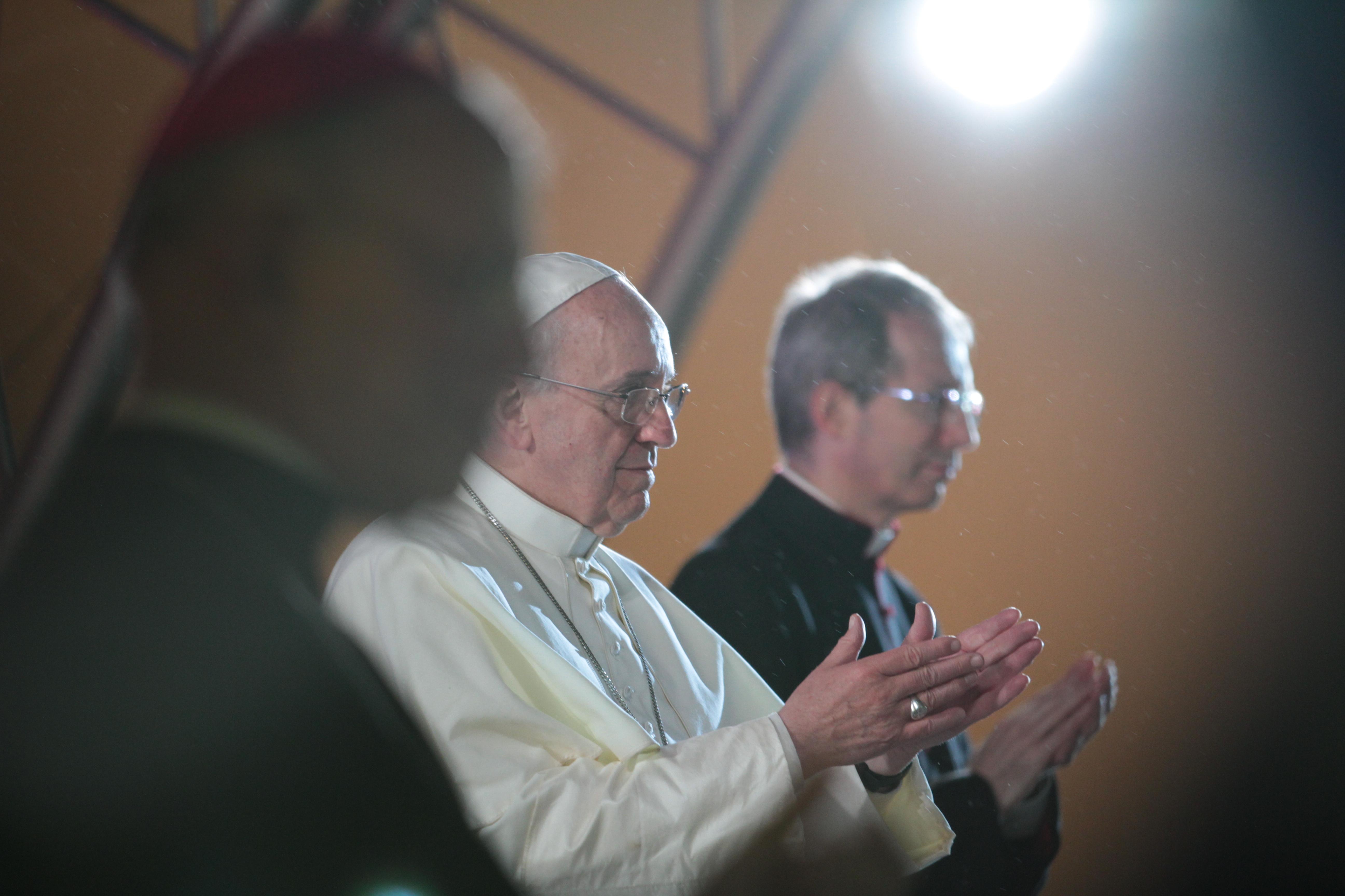 Papa Francisco faz doação para saldar dívida da JMJ Rio2013