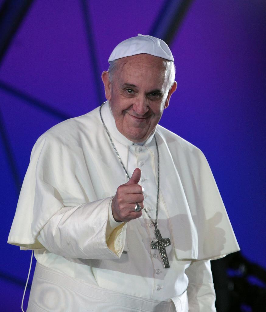 Contribuição do Papa chega às contas da JMJ