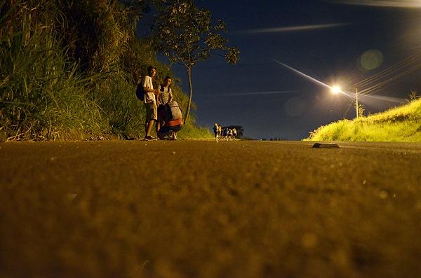 Juventude franciscana realiza peregrinação de 60km no interior de São Paulo