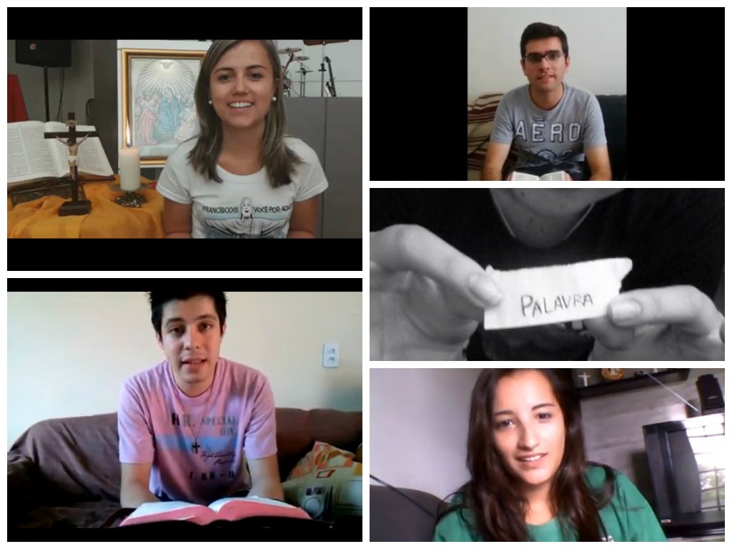 Desafio mobiliza jovens nas redes sociais